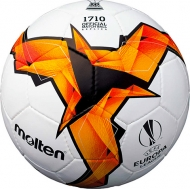 Futbolo kamuolys MOLTEN F5U1710 UEFA Europa League replika PU/PVC