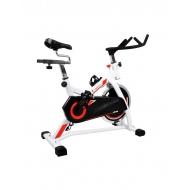 Spiningo dviratis inSPORTline Jota (baltas)