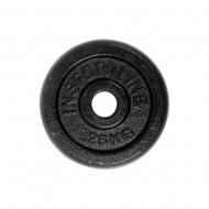 Plieninis svoris grifui 30mm inSPORTline 1.25kg