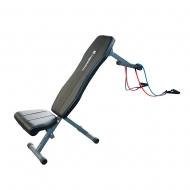 Reguliuojamas treniruočių suoliukas inSPORTline SUB1156