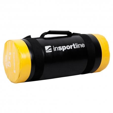 Jėgos maišas su rankenomis inSPORTline FitBag 5kg