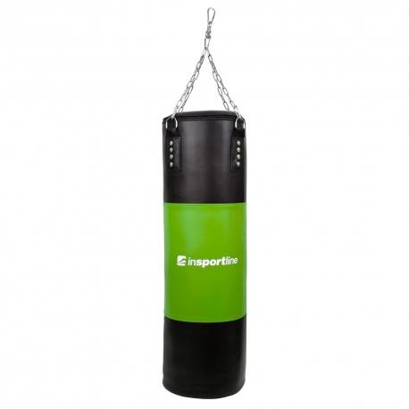 Bokso maišas inSPORTline 120/35 40-80kg (žalias)