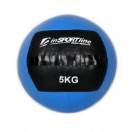 Kimštinis svorinis kamuolys inSPORTline WallBall 5kg
