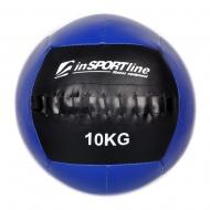 Kimštinis svorinis kamuolys inSPORTline WallBall 10kg