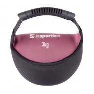 Neopreninė fitneso gira inSPORTline Bell-Bag 3kg