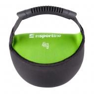 Neopreninė fitneso gira inSPORTline Bell-Bag 4kg