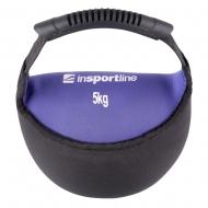 Neopreninė fitneso gira inSPORTline Bell-Bag 5kg