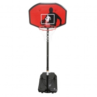 Mobilus krepšinio stovas inSPORTline Boston