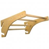 Skersinis tvirtinamas prie gimnastikos sienelės inSPORTline Hornash