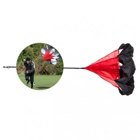 Pasipriešinimo parašiutas treniruotėms inSPORTline CF110 90x75cm