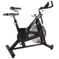 Spiningo dviratis inSPORTline Omegus PRO (juodas)