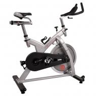 Spiningo dviratis inSPORTline Epsilon PRO (pilkas)