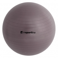Gimnastikos kamuolys inSPORTline TOP BALL 85cm (t.pilkas)