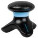 Mini vibro masažuoklis inSPORTline C27 Black