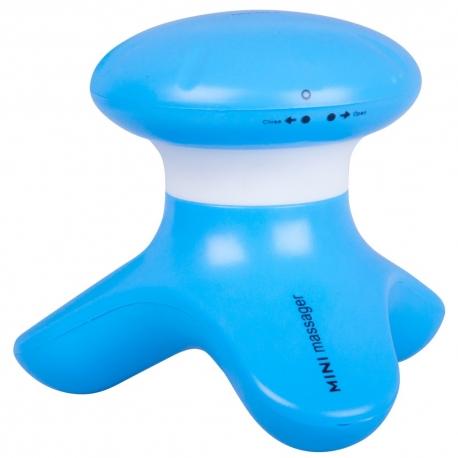 Mini vibro masažuoklis inSPORTline C27 Blue