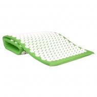 Akupresūros kilimėlis inSPORTline AKU-1000 Green 125x50cm