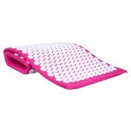 Akupresūros kilimėlis inSPORTline AKU-1000 Pink 125x50cm