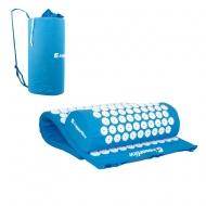 Akupresūros rinkinys (pagalvėlė + kilimėlis) inSPORTline Alavea Blue