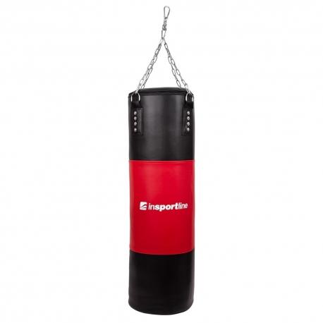 Bokso maišas inSPORTline 120/35 40-80kg (raudonas)