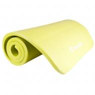 Kilimėlis treniruotėms inSPORTline Fity 140/60/1.5cm (geltonas)