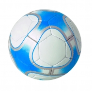 Futbolo kamuolys Spartan Corner (mėlynas)