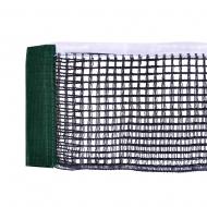 Tinklelis stalo tenisui inSPORTline - cotton (žalias)