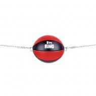 Greičio kriaušė RingSport Rapidez (raudonas)