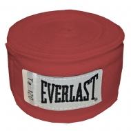 Bintai boksui Everlast Pro Style 3m (raudonas)