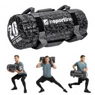 Jėgos maišas su rankenomis inSPORTline FitBag Camu 20kg