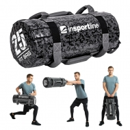 Jėgos maišas su rankenomis inSPORTline FitBag Camu 25kg